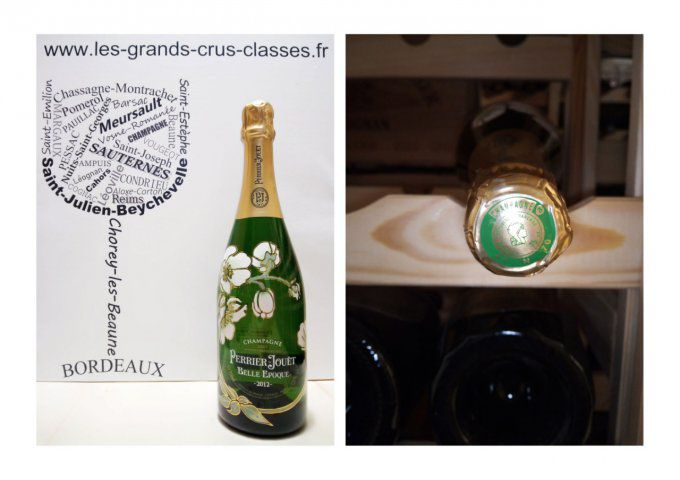 "Perrier Jouët ""Belle Epoque"" 2012"